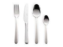 Set lugë, pirunj, thika 24 copë Delimano