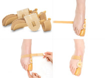 Korrigjuesi i nyjeve të këmbës Wellneo