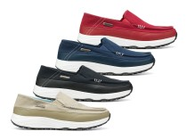 Canvas Loafers Walkmaxx