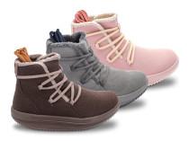 Gjysëm çizme me lidhëse Comfort Walkmaxx