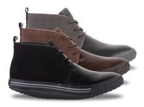 Këpucë me qafë për meshkuj 4.0 Walkmaxx Pure