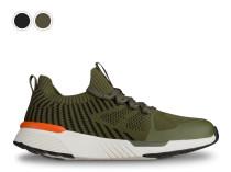 Atlete Sneaker Urban Green Flat