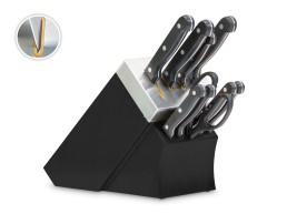 Mprehës dhe mbajtës thikash - 10 aksesorë Delimano
