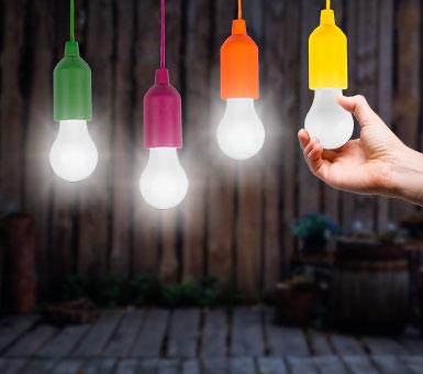 Llampa portative me ngjyra