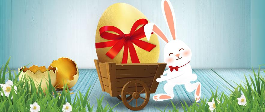 Gëzuar Pashkën