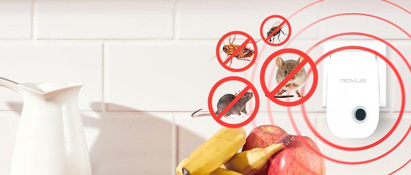 Pest Repeller Rovus
