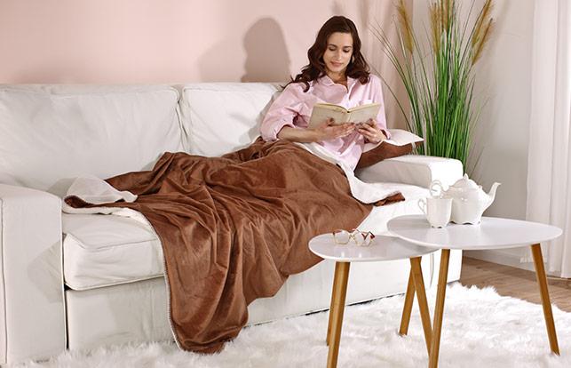 Dormeo Silky Soft Blanket