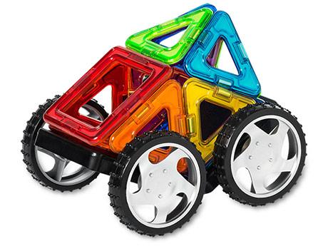 Top Shop Magformers 31pcs Cruiser Set